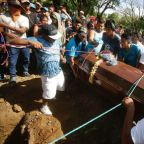 Nicaragua's Ortega offers benefits rethink as protest death toll rises