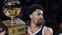 Nets' Spencer Dinwiddie wins 2018 Taco Bell Skills Challenge