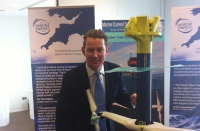 UK Greenlights first marine-energy park in the heart of Brunel-country