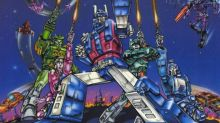 A new animated Transformers movie is in the works