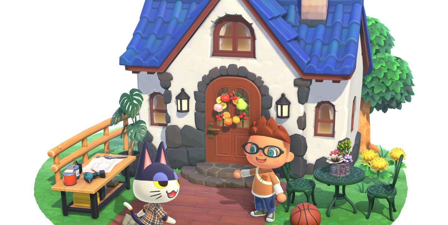 These Animal Crossing Houses Are So Impressive You Ll Want To Actually Live In Them