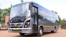 Tata Motors to showcase five new public transport vehicles at the BusWorld India 2018