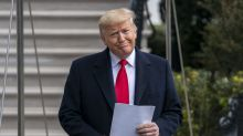 Trump backs idea to 'expunge' impeachment