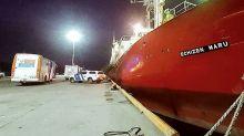 Fin del misterio. Ushuaia: cómo contrajeron coronavirus los 57 marineros