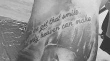 Körperkunst: Die Tattoos der Stars