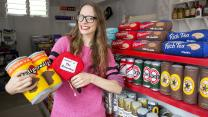 The Cornershop: An Entire Shop's Contents Made From Felt