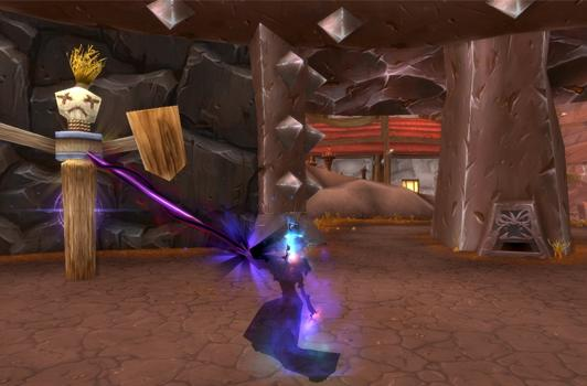 Does WoW need a training dummy for healers?