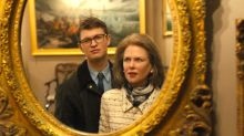 Ansel Elgort, Nicole Kidman lead emotional new 'Goldfinch' trailer