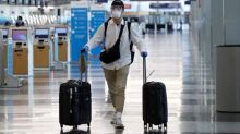 U.S. government won't say why it allows Canadians to fly to U.S. despite border closure
