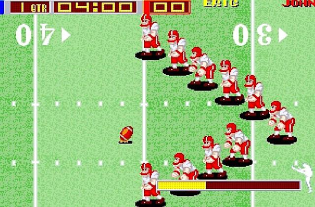 Play the arcade classic 'Tecmo Bowl' on PS4 and Switch tomorrow