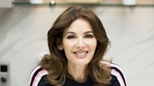 Nigella Lawson, 58, claims washing up gloves are the key to her youthful appearance