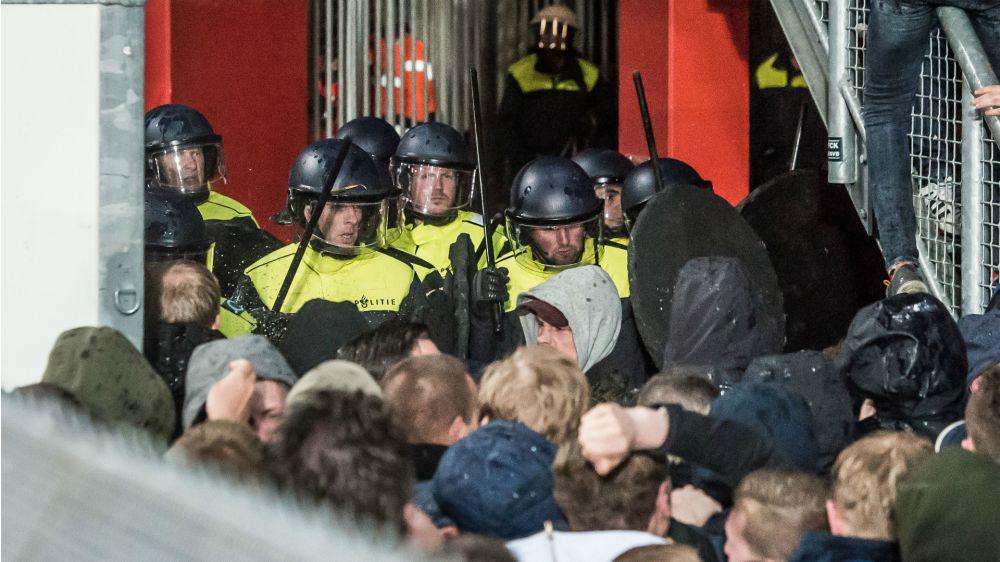La Policía encuentra droga en el estadio del Twente