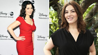 Nigella Lawson says she stops TV bosses airbrushing her 'sticking out stomach'