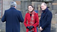 Duke and Duchess of Cambridge's visit to Wales 'not an excuse' to break rules, says minister