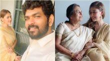 In Pics: Inside Nayanthara and Vignesh Shivan's Onam Celebrations