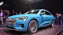 Audi sigue revelando las especificaciones de su primer eléctrico