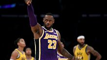 HBO Max unveils first look at LeBron James' 'Space Jam: A New Legacy'