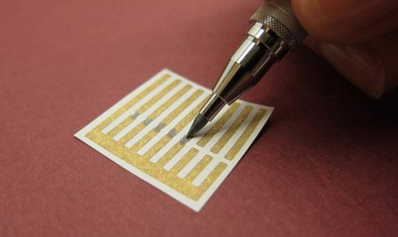 MIT Pencil Draws Sensors Directly onto Paper