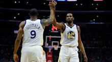 Kevin Durant appears to have fun with Aerial Powers-Andre Iguodala Twitter exchange