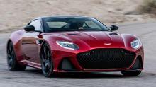 468萬的Aston Martin DBS Superleggera!有甚麼吸引之處?
