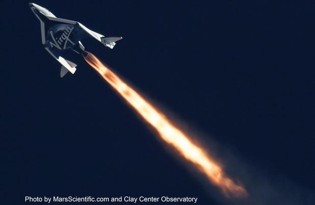 Virgin Galactic's SpaceShipTwo completes its second test flight (video)