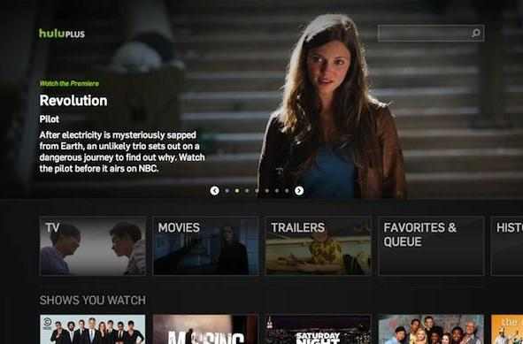Hulu's PlayStation 3 app upgraded, is the first for the living room to deliver the 'new experience'