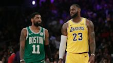 Kyrie Irving reportedly eyeing playing for Lakers next season