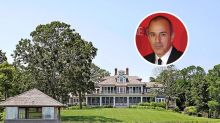 Matt Lauer Re-Lists Sprawling Hamptons Compound at $44 Million