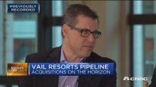 Billionaire investor Ron Baron on the ski resort stock th...