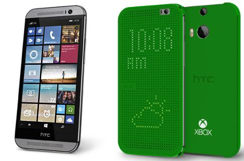 Joystiq Giveaway: 3 HTC One (M8) Windows Phones with Xbox cases
