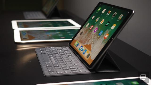 Apple demonstrates how the iPad Pro was made for iOS 11