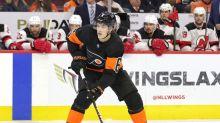 Philadelphia Flyers 2020-21 Season in Review: Travis Sanheim