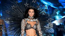 Kendall Jenner Managed to Wear a Turtleneck on the Victoria's Secret Runway