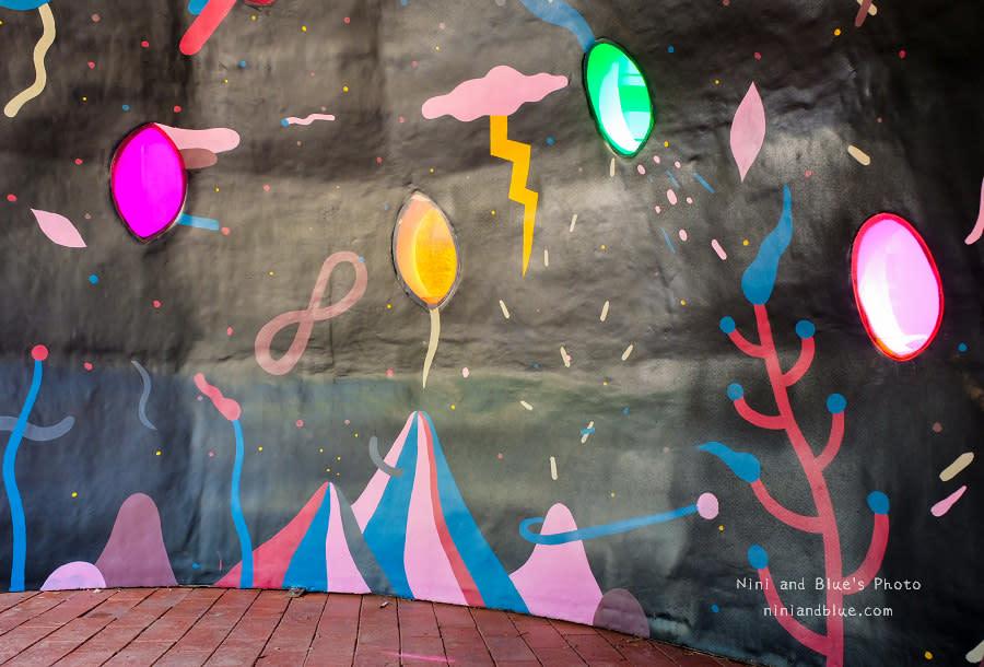 Dali Art國際藝術駐村.大里東湖公園14