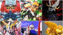 【日本投選】動畫史上最強機械人 第1位果然係佢!