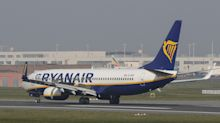 Ryanair predicts 'strong recovery in air travel' as it suffers €815m loss