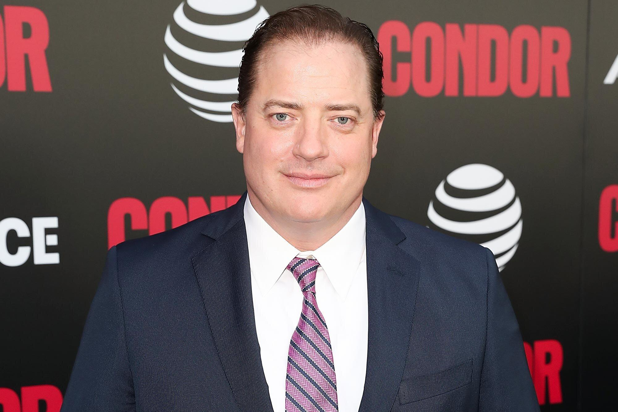 Brendan Fraser to star in Darren Aronofsky's 'The Whale,' about man with compulsive eating disorder