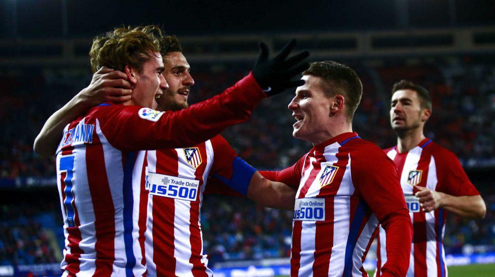 Atlético Madrid, Gameiro et l'Atléti égalent un record vieux de 60 ans