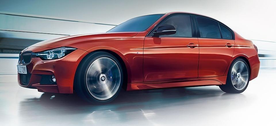 BMW前代三系列二手市場超搶手