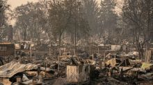 19 dead as West Coast wildfires rage and cause world's worst air quality