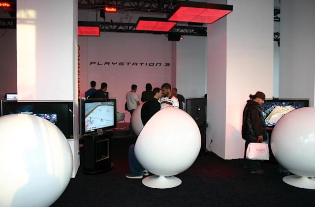 PlayStation 3 gameplay preview