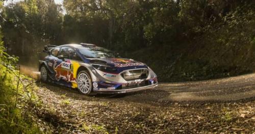 Auto - Rallye - Argentine - ES1 : Sébastien Ogier commence bien