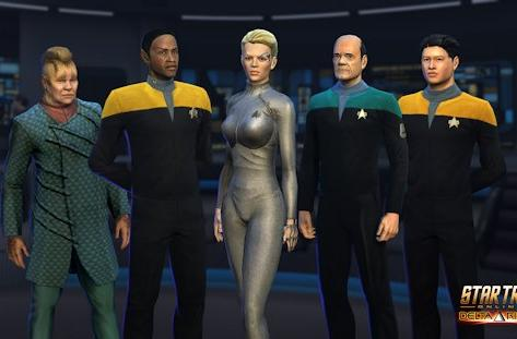 Star Trek Online introduces playable Talaxians, discounts lifetime sub