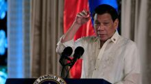 Philippines' Duterte wants U.S. help in fighting drugs, blames triads