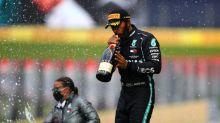 Mercedes arbeitet am neuen Hamilton-Vertrag