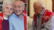 Britain's oldest football-mad couple still follow Walsall FC after 90 years