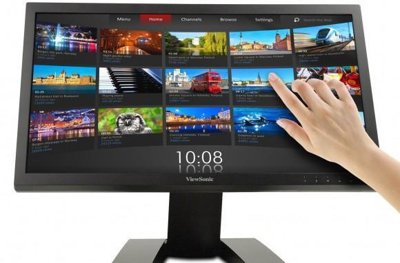 ViewSonic's TD2220 two-point touch monitor gets priced at $330, will ship to coincide with Windows 8