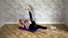 Try this simple ab workout—because strength training shouldn't be complex