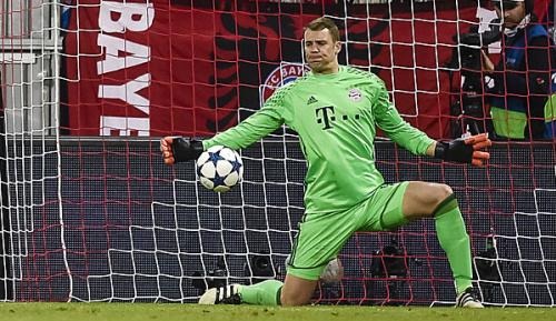 """Champions League: Neuer: Gegentor in Madrid? """"Kein Problem"""""""
