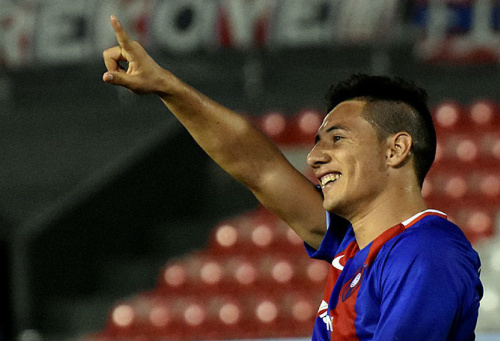 Ruiz se suma a la lista de lesionados de Cerro Porteño